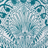 paisley - teal