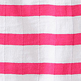 shocking pink blazer stripe