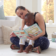 wordless books for little ones