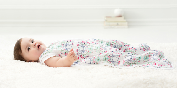 aden + anais X Disney Baby collection