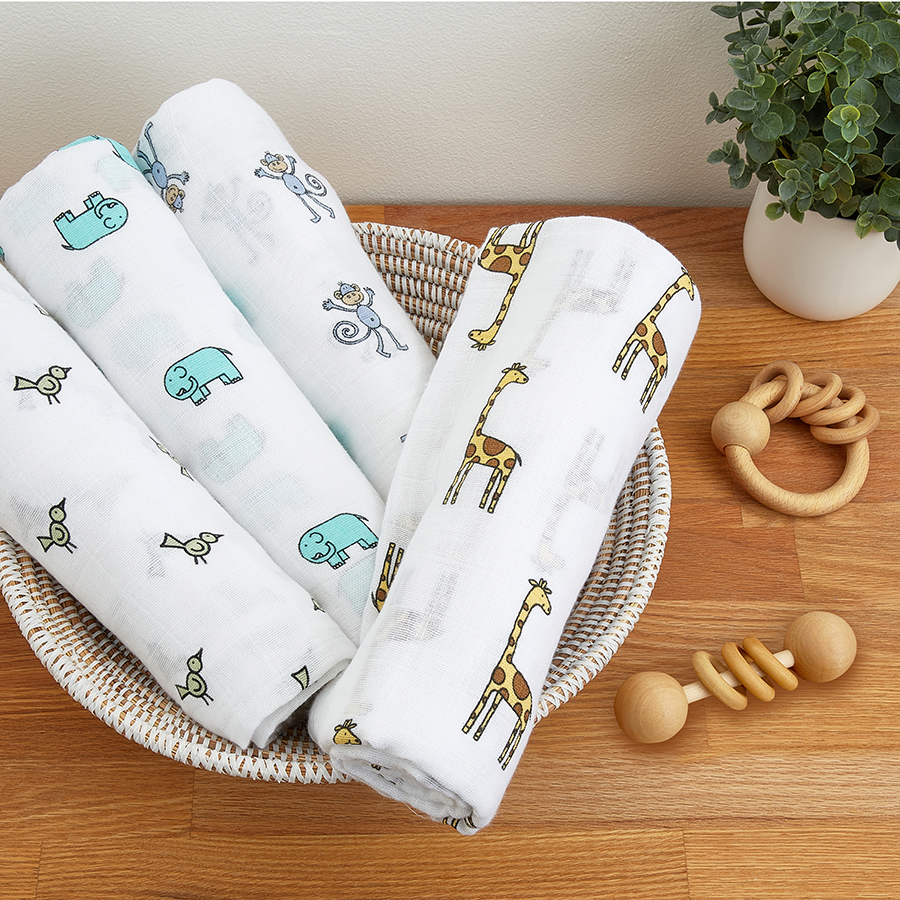 baby-cotton-swaddle-jungle-jam-4pack