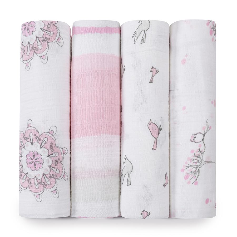 swaddle-muslin-pink-birds-stripe