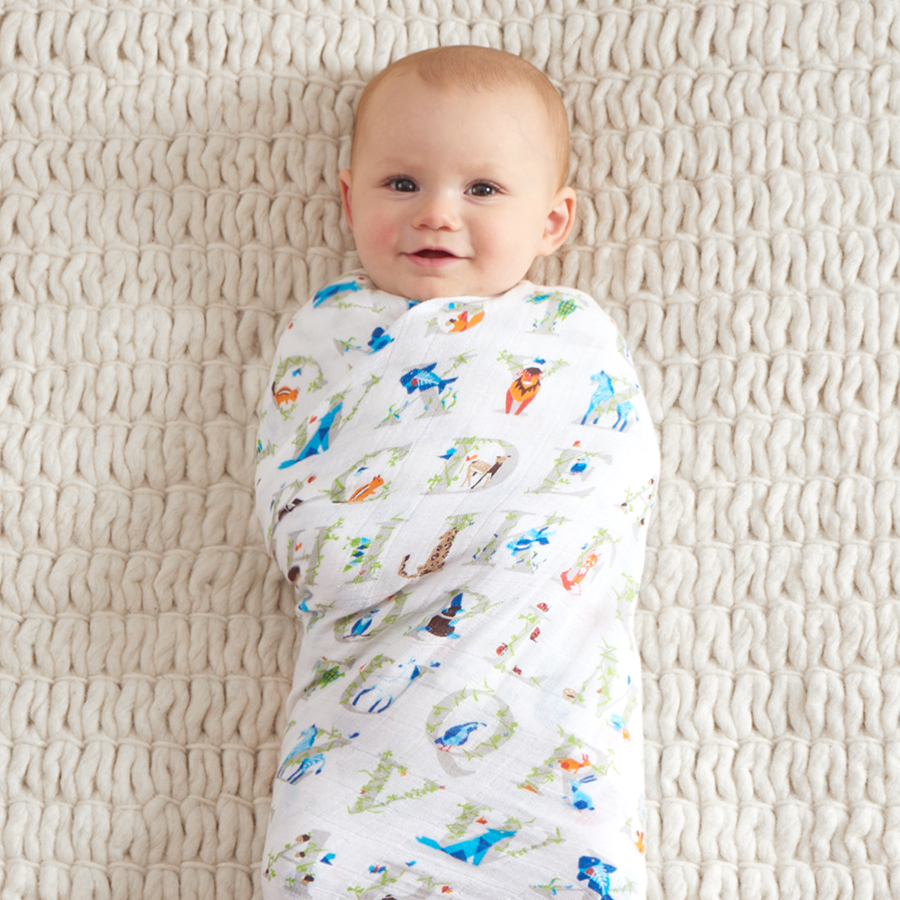 swaddle-muslin-letters-animal