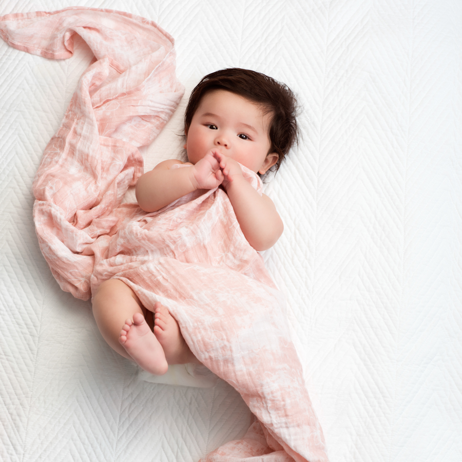 muslin-swaddle-pink-bow