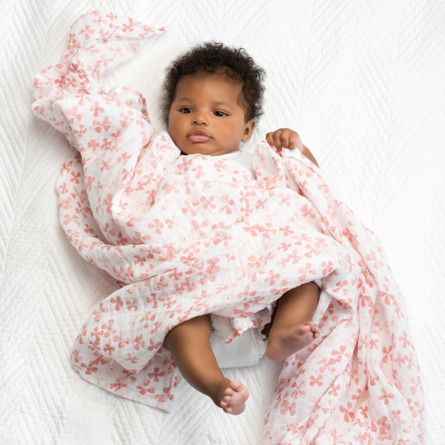 muslin-swaddle-pink-flowers