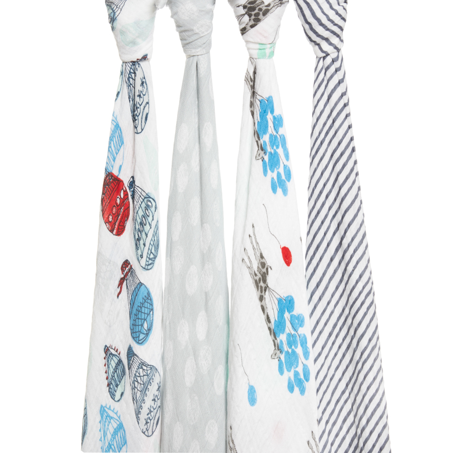 muslin-swaddle-balloon-giraffe-dots-stripe-blue-red