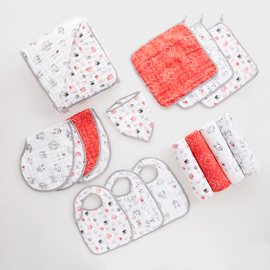 muslin-baby-year-of-the-dog-red-collection