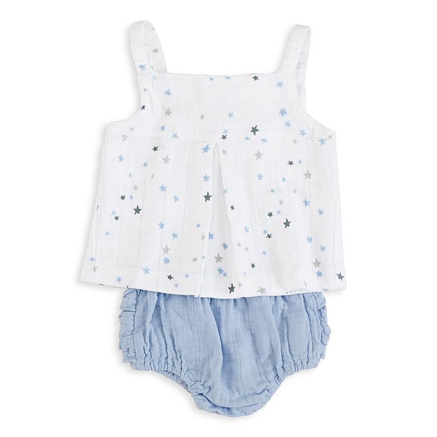 bloomer-ruffle-muslin-blue-stars-outfit