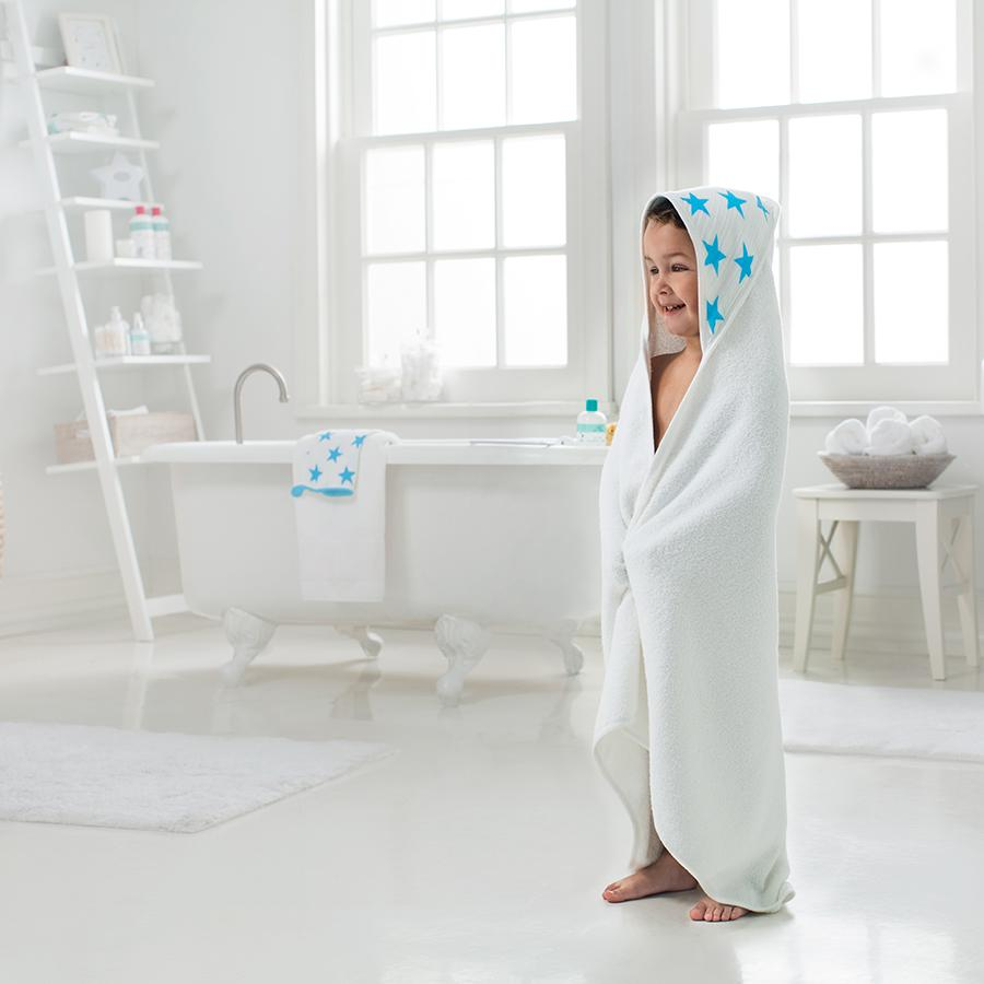 bath-hooded-towel-muslin-toddler-blue-star