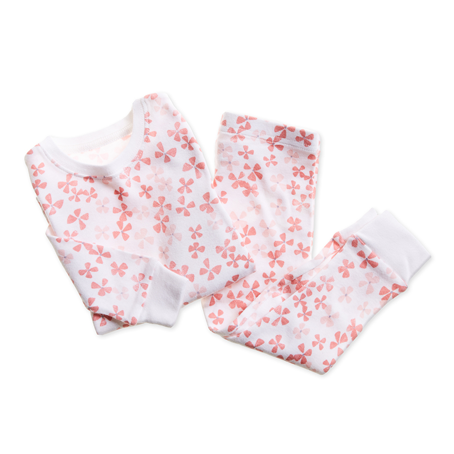 cotton-baby-toddler-sleepwear-pajamas-blossom-flower-pink