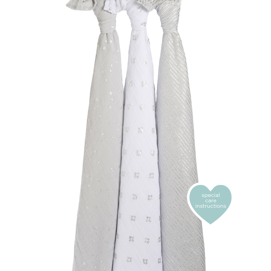 metallic-swaddle-grey-silver