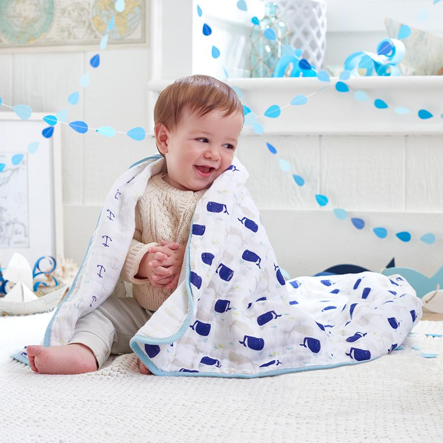 baby-blanket-muslin-baby-laugh-blue