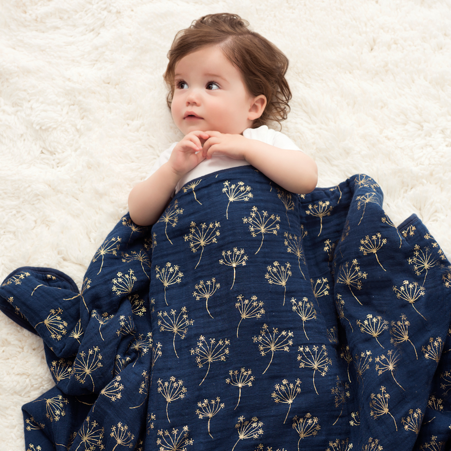 baby-blanket-muslin-navy-gold-SQ