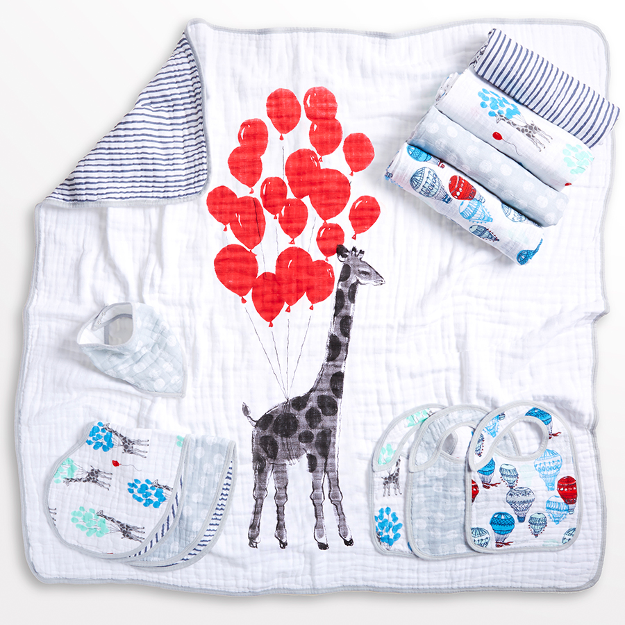 bibs-muslin-burp-cloth-giraffe-balloon-dots-stripes