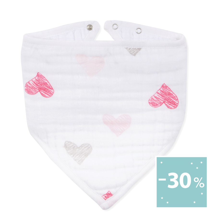 classic-Bandana-Bib-love-bird-Hearts-c