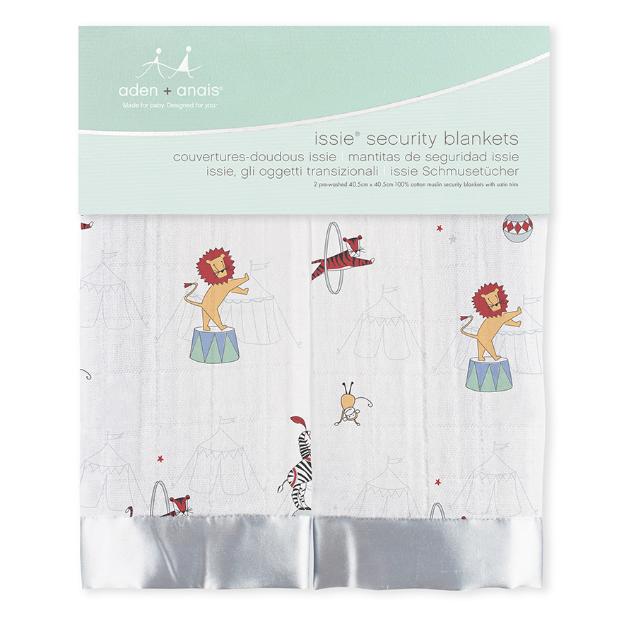 Issie-Security-Blanket-vintage-circus
