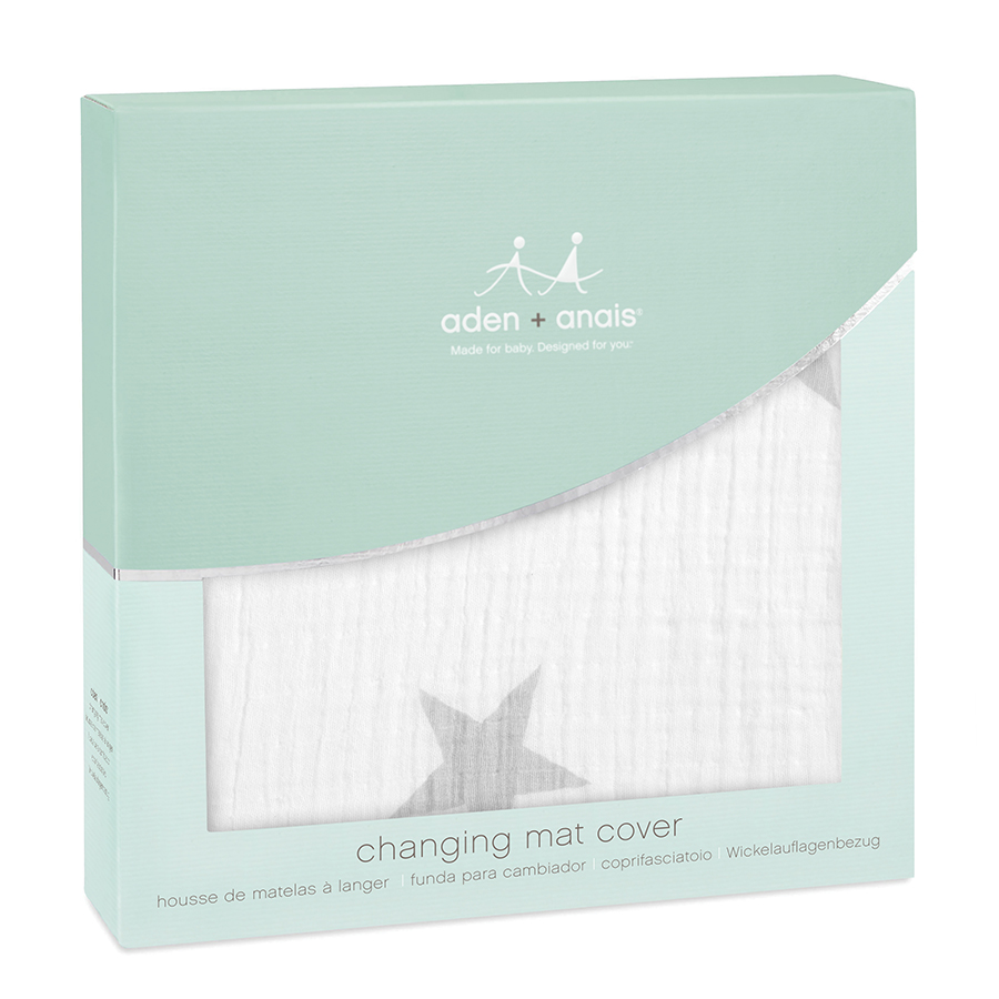 chaging-pad-cover-muslin-twinkle-star