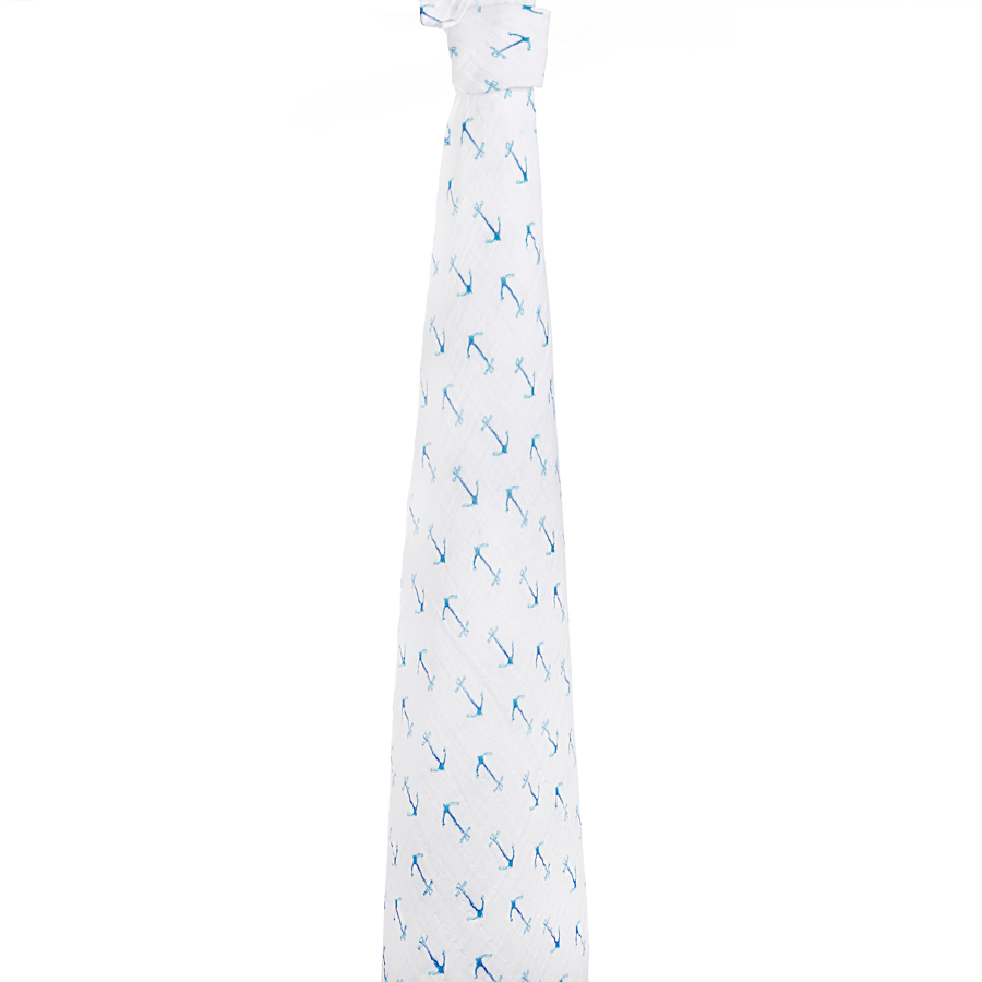 muslin-swaddle-blue-anchors