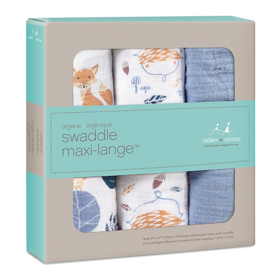 swaddle-muslin-organic-blue-fox-woods