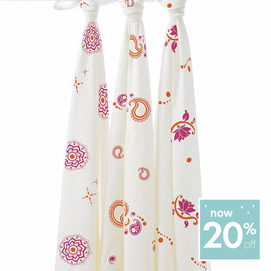 swaddle-muslin-silky-soft-pink-orange
