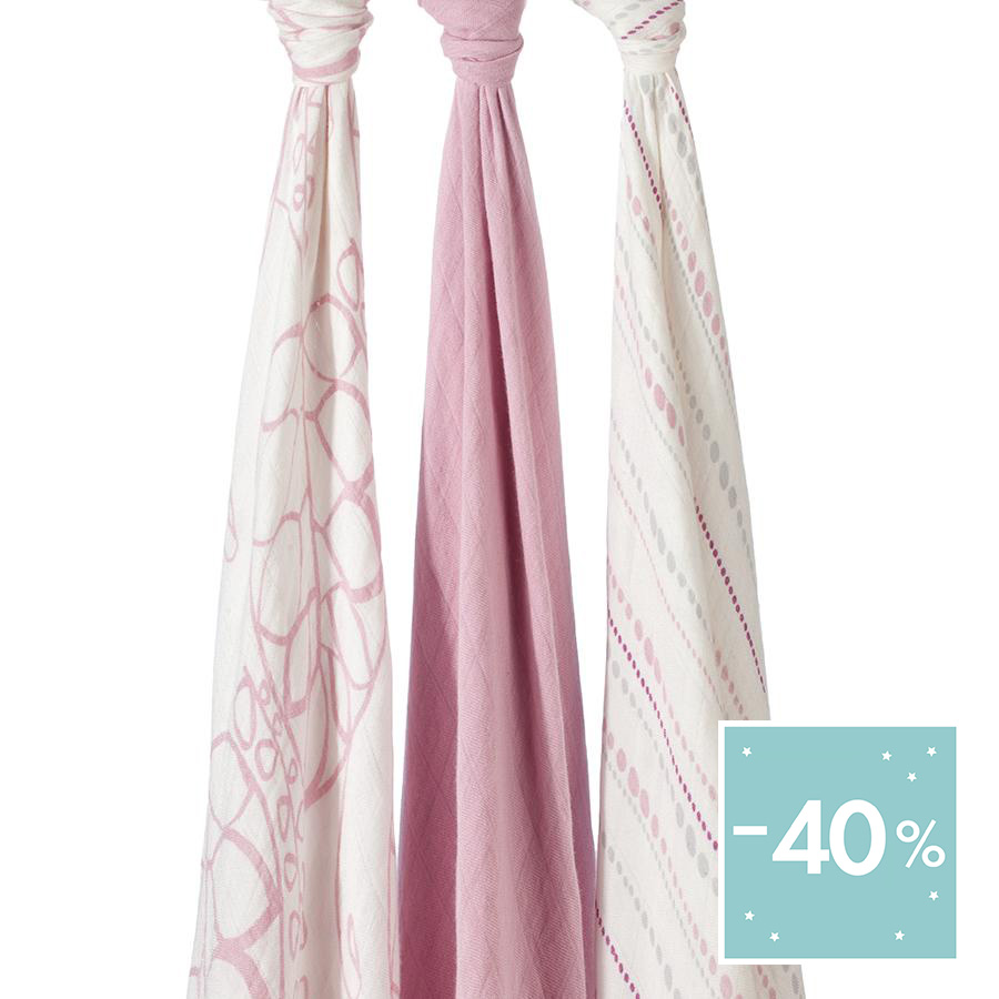 swaddle-muslin-silky-soft-pink-leaf-bead