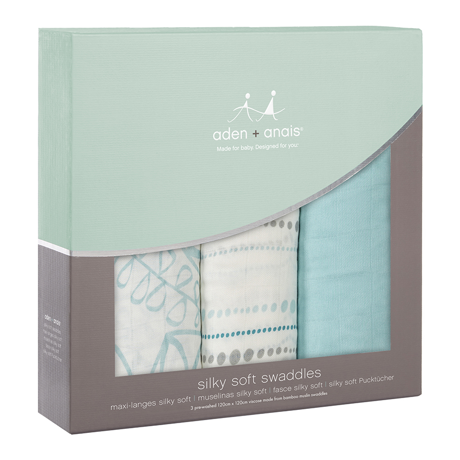 swaddle-muslin-silky-soft-blue-leaf-bead