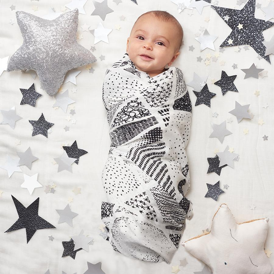 swaddle-muslin-silky-soft-baby-stars