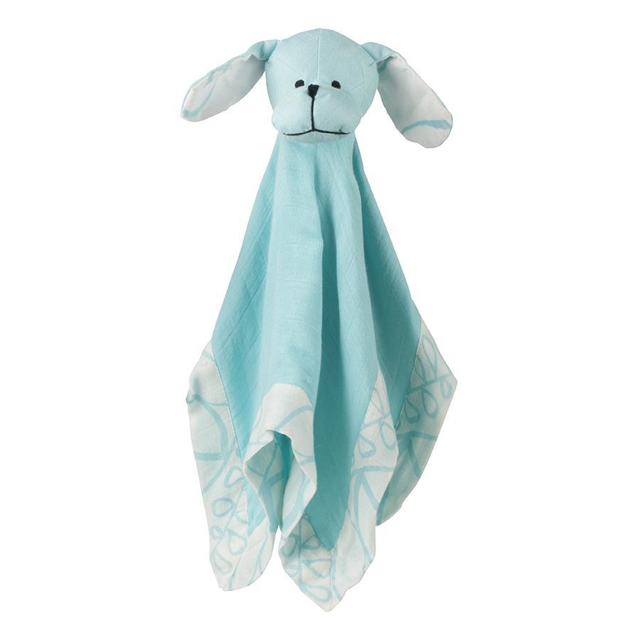 security-blanket-toy-muslin-blue-puppy