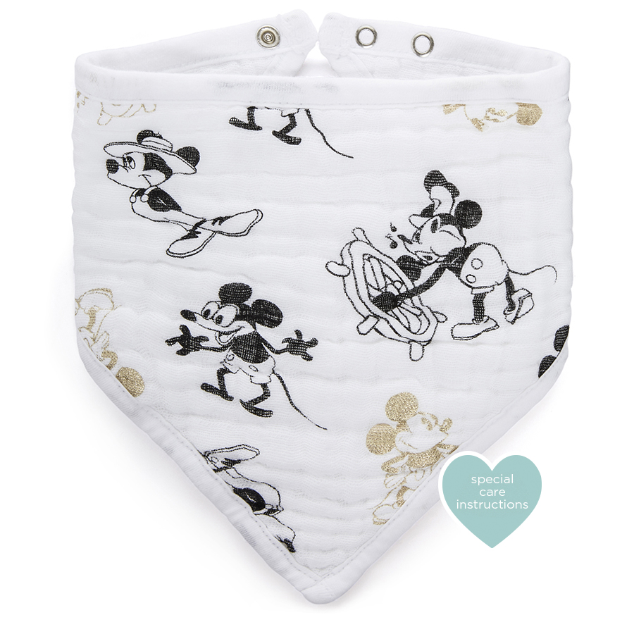 classic-bandana-bib-disney-mickey-90-metallic-gold