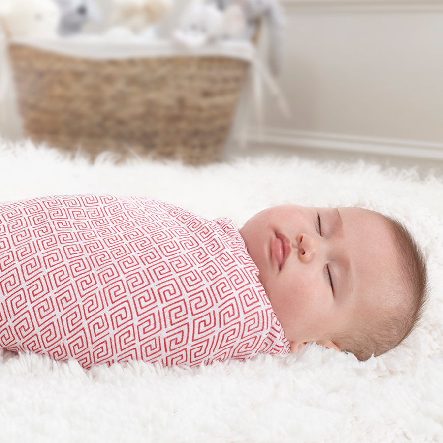 swaddle-muslin-baby-red