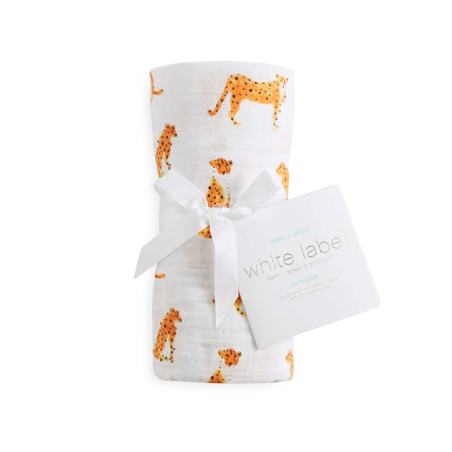 muslin-swaddle-blanket-orange-cheetahs