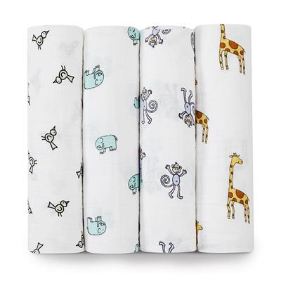 swaddle-muslin-monkey-giraffe-jungle