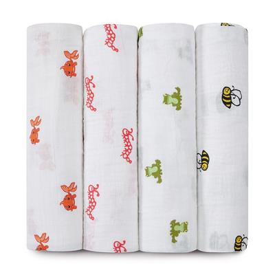 swaddle-muslin-frog-bee-fish