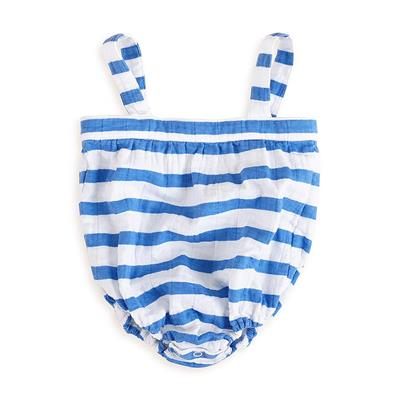baby-romper-muslin-blue-stripes