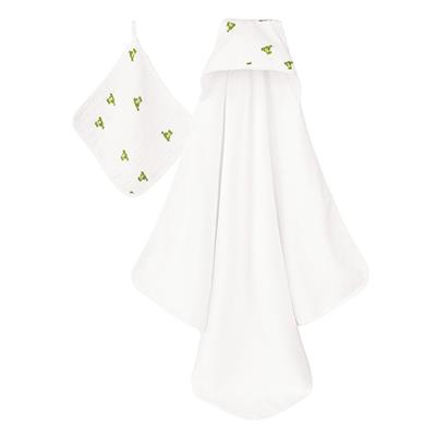 hooded-towel-muslin-washcloth-frog