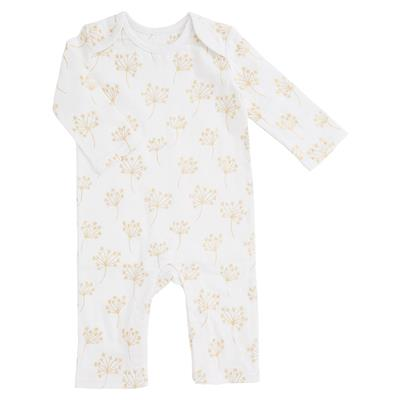 muslin-baby-clothing-gold-flower-long-coverall