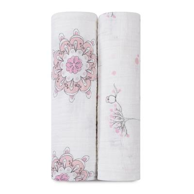 swaddle-muslin-pink-owl-medallion