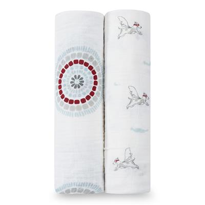 swaddle-muslin-blue-red-flying-dog
