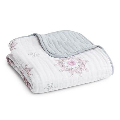 baby-blanket-muslin-for-the-birds-pink