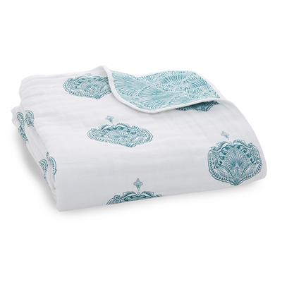 muslin-dream-blanket-paisley-teal