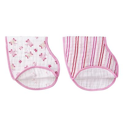 bib-muslin-burp-cloth-pink-stripes