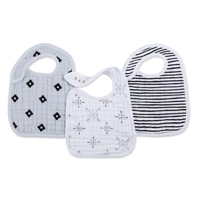 muslin-bibs-white-black-grey