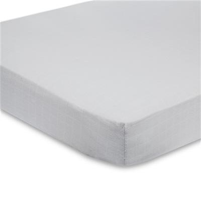 crib-sheet-muslin-grey