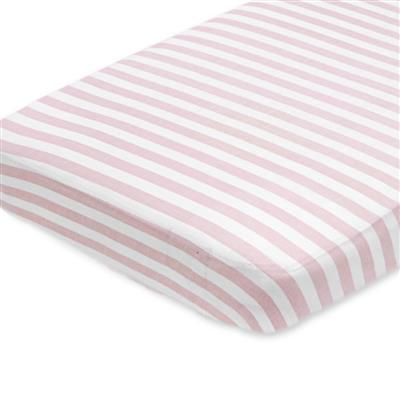 muslin-crib-sheet-pink-stripe