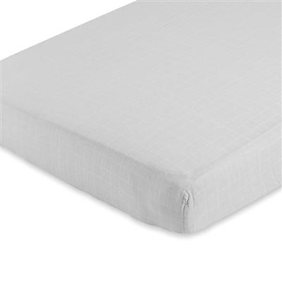muslin-crib-sheet-solid-grey