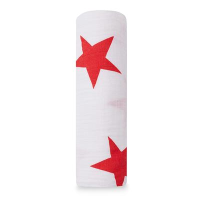 swaddle-muslin-red-stars-large