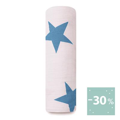 swaddle-muslin-blue-stars-large