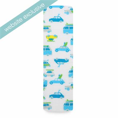 muslin-swaddle-blue-cars