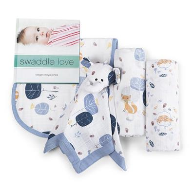 gift-set-organic-newborn-muslin-fox-woods