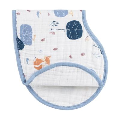 bib-muslin-organic-burp-cloth-fox-woods